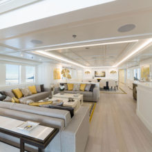 CODECASA 43 -HULL C122-MAIN DECK SALON