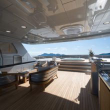 CODECASA 43 - HULL C122 - SUN DECK